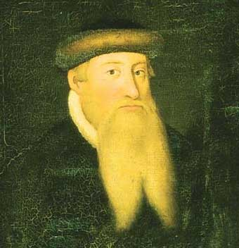 Johannes Gutenberg