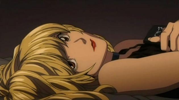 Mass Amane (Death Note)