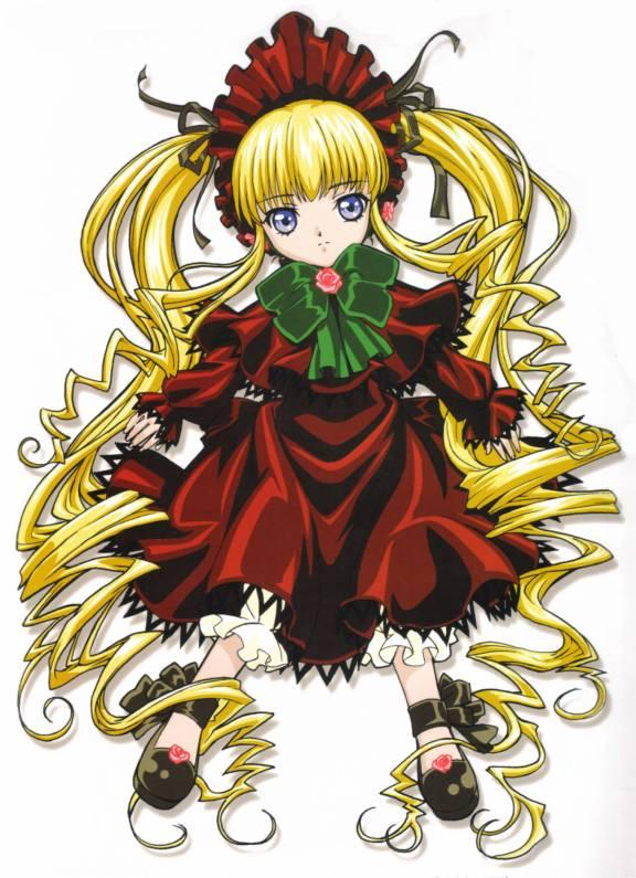 Shinku (Donzela de Rozen)