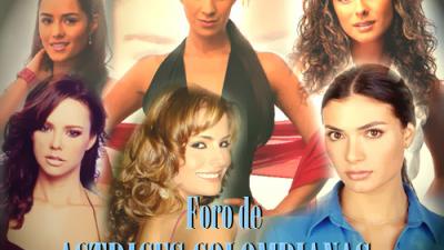 As melhores atrizes colombianas