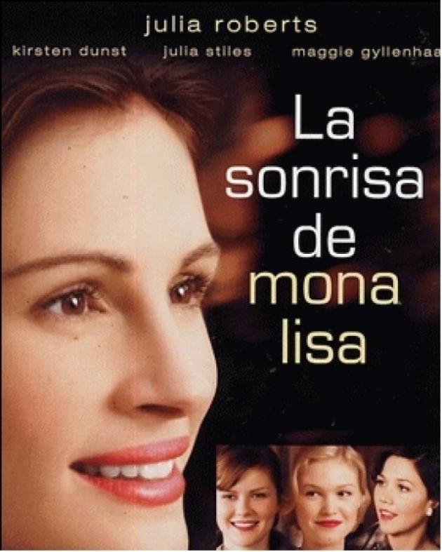 La sonrisa de Monalisa