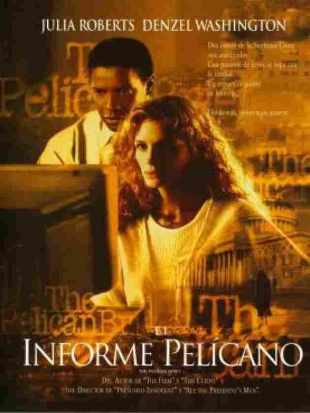 Le rapport Pelican, 1993