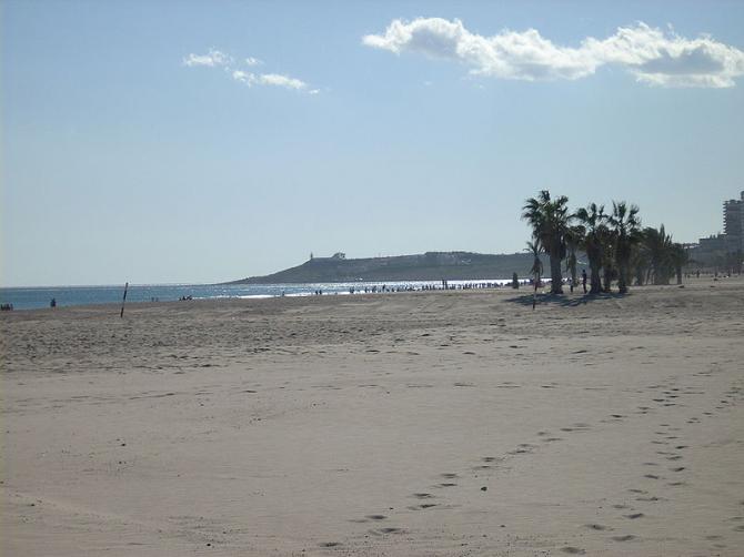 Пляж Сан-Хуан
