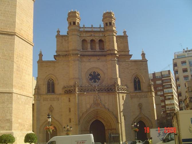 Co-cathédrale de Castellón