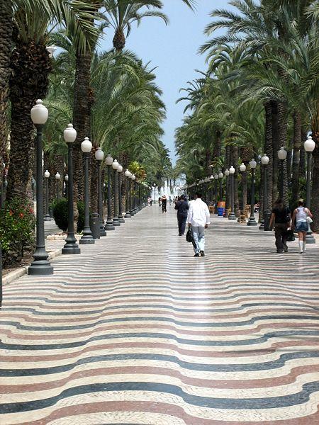 Esplanade of Spain