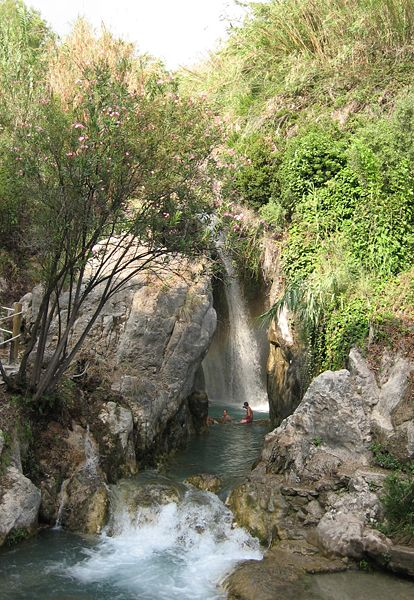 Fontaines d'Algar