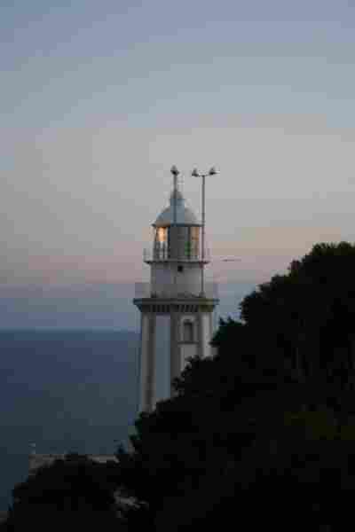 Lighthouse of Cabo de la Nao