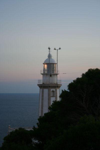 Phare de Cabo de la Nao