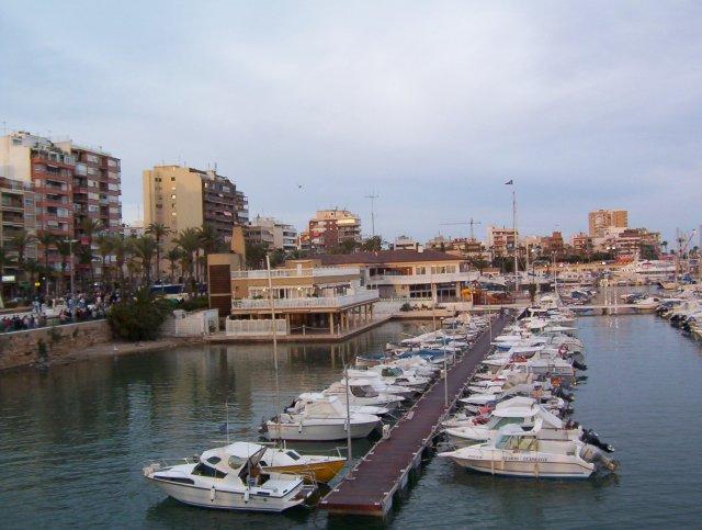 Port de torrevieja