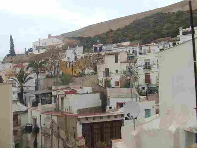 Sta Cruz neighborhood (Alicante)