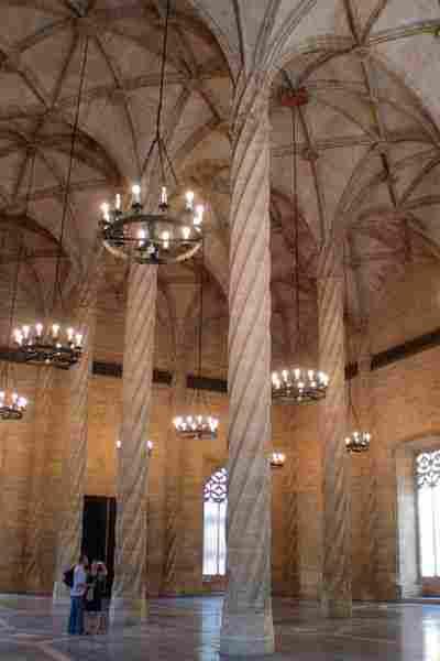 The Lonja of Valencia
