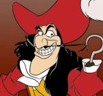 Capitán Garfio (Peter Pan)