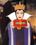 La Reina Grimhilde (Blancanieves y los siete enanitos)