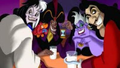 Villanos Disney y sus frases