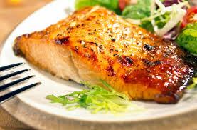 Filé de peixe grelhado - o favorito de Shikamaru