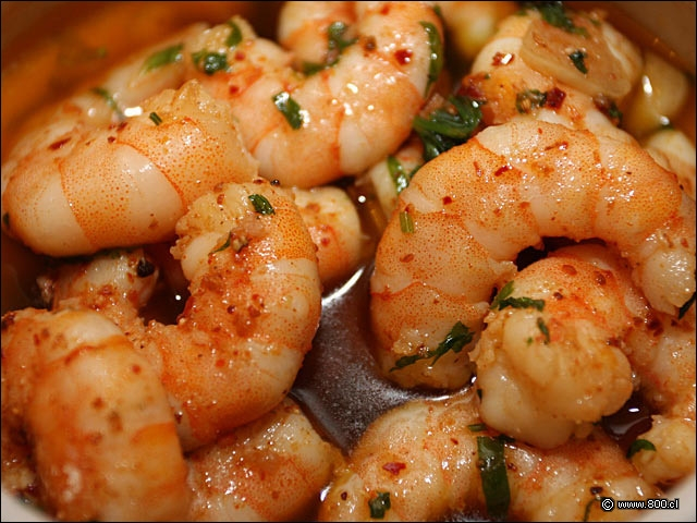 Seafood - Kisame's favorite
