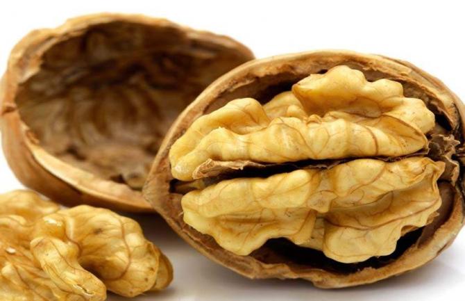 Walnuts - Yamato's favorite