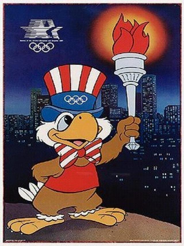 Сэм - Лос-Анджелес 1984