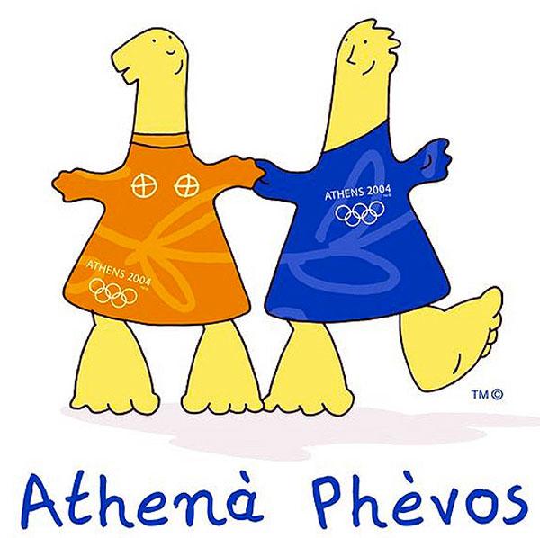 Athenà e Phèvos - Atenas 2004