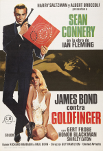 007: James Bond contra Goldfinger