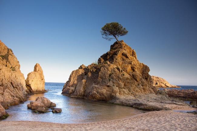 Cala Menuda (Tossa de Mar, Girona)