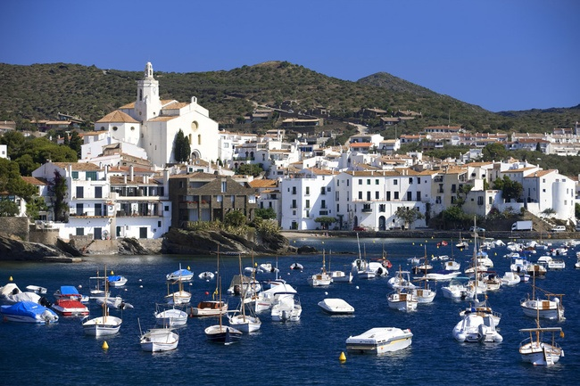 Playa Portdoguer (Cadaqués, Girona)