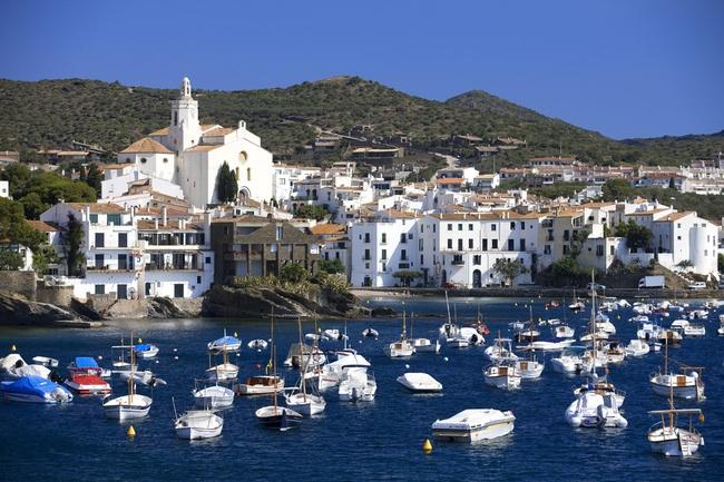 Praia Portdoguer (Cadaqués, Girona)