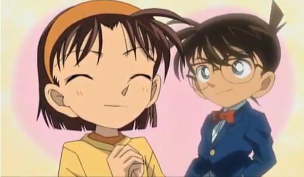 Edogawa Conan & Ayumi Yoshida
