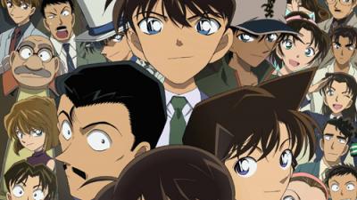 Os melhores casais do anime Detective Conan