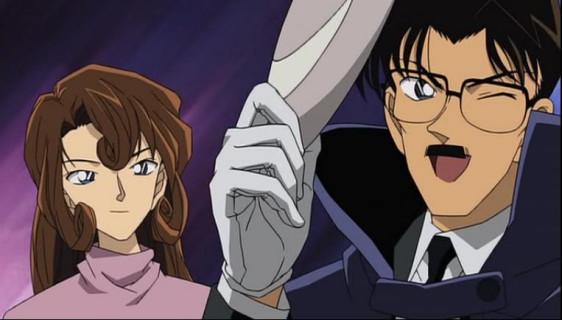 Yusaku Kudo & Yukiko Kudo