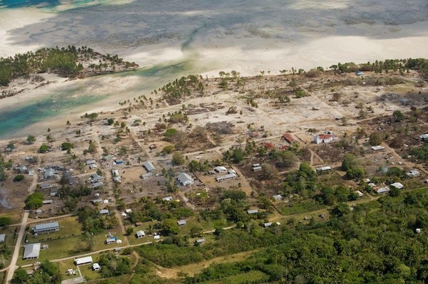 Землетрясение и цунами на Самоа, 2009 г.