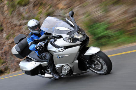 BMW K 1600 LT