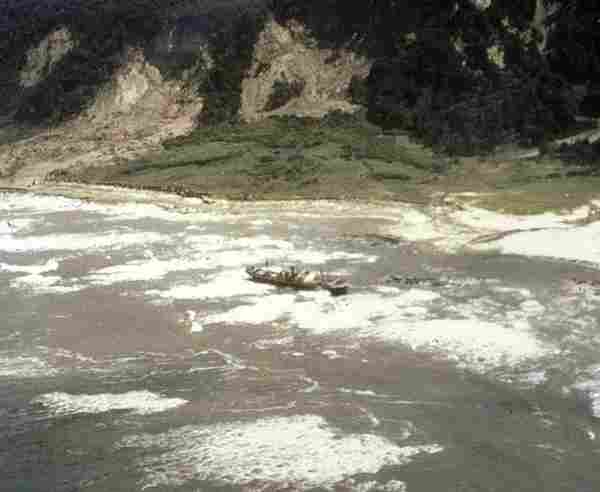 Il terremoto e lo tsunami della Valdivia