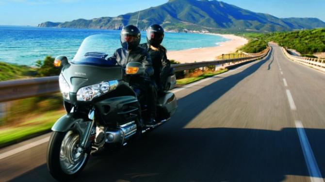 Sepeda motor terbaik untuk melakukan perjalanan