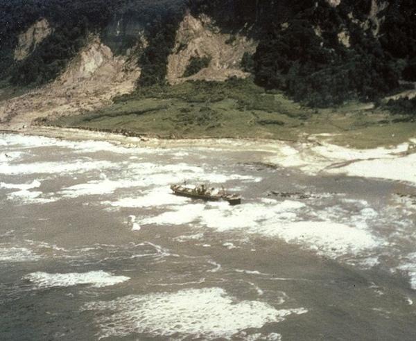 The Valdivia Earthquake and Tsunami