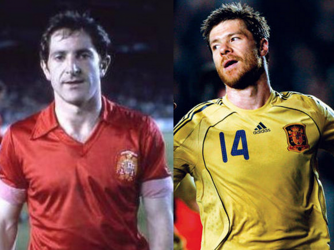 Periko & Xabi ALONSO (Spain)