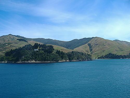 Пролив Кука