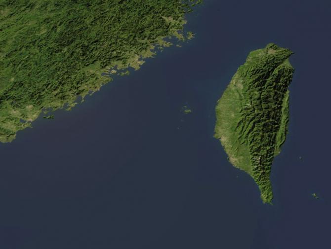 Тайваньский пролив