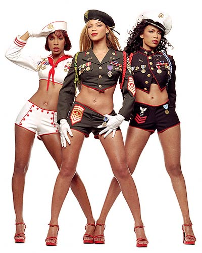 DESTINY'S CHILD / Beyonce