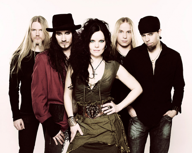 NIGHTWISH / Tarja Turnen