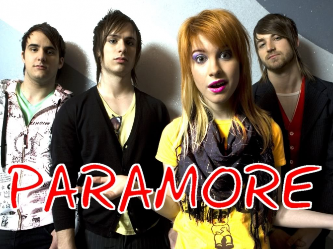 PARAMORE / Hayley Williams