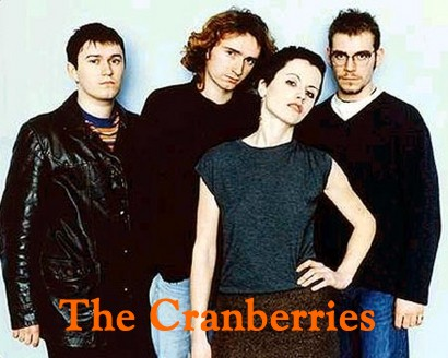 THE CRANBERRIES / Dolores O'Riordan.