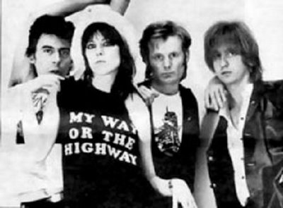 THE PRETENDERS / Christine Ellen Hynde