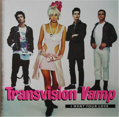 VAMP TRANSVISION / Wendy James