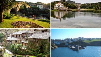 Самые красивые города в Астурии