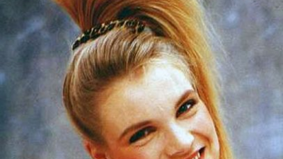 Incredible and strange hairstyles of the 80s