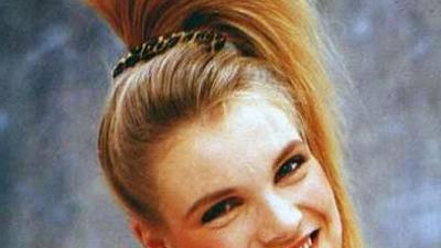 Penteados incríveis e estranhos dos anos 80