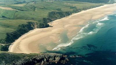 As melhores praias da Cantábria