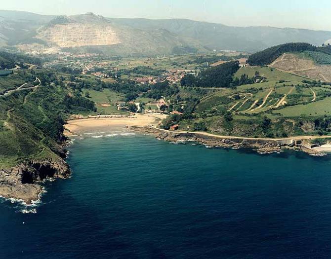 Dicido Beach (Mioño)