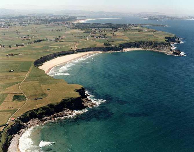 Playa de Langre (Ribamontán al Mar)